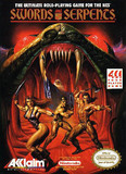 Swords and Serpents (Nintendo Entertainment System)