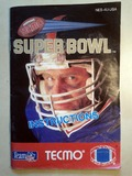 Tecmo Super Bowl -- Manual Only (Nintendo Entertainment System)