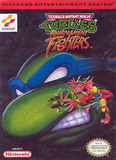 Teenage Mutant Ninja Turtles: Tournament Fighters (Nintendo Entertainment System)