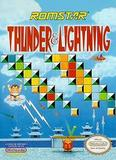 Thunder & Lightning -- Box Only (Nintendo Entertainment System)