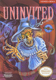 Uninvited (Nintendo Entertainment System)