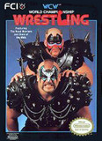 WCW: World Championship Wrestling (Nintendo Entertainment System)