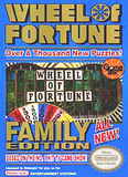 Wheel of Fortune -- Family Edition (Nintendo Entertainment System)