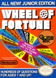 Wheel of Fortune -- Junior Edition (Nintendo Entertainment System)