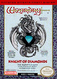 Wizardry II: The Knight of Diamonds (Nintendo Entertainment System)