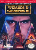 Wizards & Warriors III: Kuros Visions of Power (Nintendo Entertainment System)