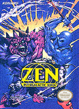 Zen: Intergalactic Ninja (Nintendo Entertainment System)