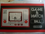 Club Nintendo: Game & Watch Ball (Nintendo Game & Watch)
