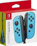 Controller -- Joy-Con (L/R) - Neon Blue (Nintendo Switch)