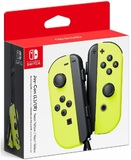 Controller -- Joy-Con (L/R) - Neon Yellow (Nintendo Switch)