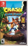 Crash Bandicoot: N. Sane Trilogy (Nintendo Switch)