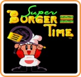 Johnny Turbo's Arcade: Super Burger Time (Nintendo Switch)