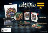 Lapis X Labyrinth -- Limited Edition XL (Nintendo Switch)