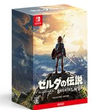 Legend of Zelda: Breath of the Wild, The -- Collector's Edition (Nintendo Switch)