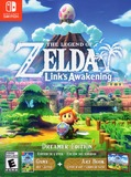Legend of Zelda: Link's Awakening, The -- Dreamer Edition (Nintendo Switch)