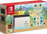 Nintendo Switch -- Animal Crossing: New Horizons Edition (Nintendo Switch)