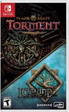 Planescape: Torment / Icewind Dale -- Enhanced Editions (Nintendo Switch)