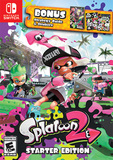 Splatoon 2 -- Starter Edition (Nintendo Switch)