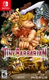 Tiny Barbarian DX (Nintendo Switch)