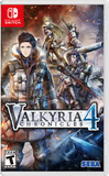 Valkyria Chronicles 4 (Nintendo Switch)