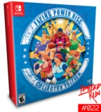 Windjammers -- Collector's Edition (Nintendo Switch)