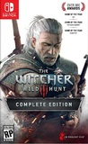 Witcher III: Wild Hunt, The -- Complete Edition (Nintendo Switch)