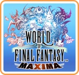 World of Final Fantasy Maxima (Nintendo Switch)