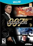 007 Legends (Nintendo Wii U)