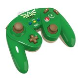 Controller -- PDP Wired Fight Pad - Link Edition (Nintendo Wii U)