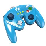 Controller -- PDP Wired Fight Pad - Zero Suit Samus Edition (Nintendo Wii U)