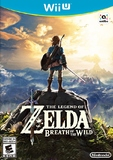Legend of Zelda: Breath of the Wild, The (Nintendo Wii U)
