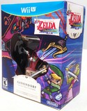 Legend of Zelda: The Wind Waker HD, The -- Limited Edition (Nintendo Wii U)