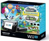 Nintendo Wii U -- New Super Mario Bros U & New Super Luigi U Edition (Nintendo Wii U)