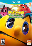 Pac-Man and the Ghostly Adventures (Nintendo Wii U)