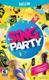Sing Party (Nintendo Wii U)