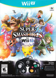 Super Smash Bros. for Wii U -- GameCube Controller and Adapter Bundle (Nintendo Wii U)