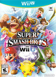 Super Smash Bros. for Wii U (Nintendo Wii U)