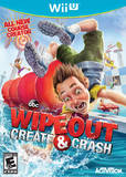 Wipeout: Create & Crash (Nintendo Wii U)