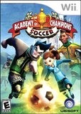Academy of Champions: Soccer (Nintendo Wii)