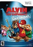 Alvin and the Chipmunks: The Squeakquel (Nintendo Wii)