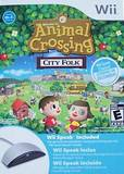 Animal Crossing: City Folk -- Wii Speak Bundle (Nintendo Wii)
