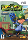 Army Men: Soldiers of Misfortune (Nintendo Wii)