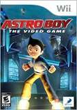 Astro Boy: The Video Game (Nintendo Wii)