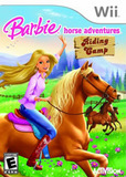 Barbie Horse Adventures: Riding Camp (Nintendo Wii)