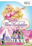 Barbie and the Three Musketeers (Nintendo Wii)