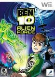 Ben 10: Alien Force (Nintendo Wii)
