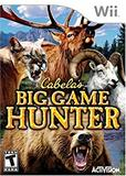 Cabela's Big Game Hunter (Nintendo Wii)