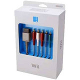Component Video Cable (Nintendo Wii)