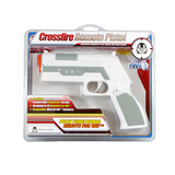 Controller -- Crossfire Remote Integrated Pistol (Nintendo Wii)