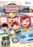 Cooking Mama: World Kitchen (Nintendo Wii)